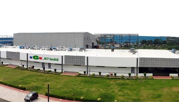 KGK Jet India Private Limited社屋